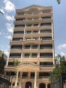 پروژه درب ضد حریق – مهندس برهانی – زعفرانیه – خیابان ثارالله