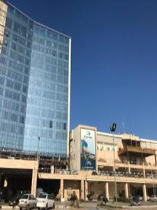 پروژه درب ضد حریق هتل میزبان بابلسر