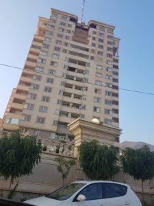 پروژه درب ضد حریق – کوی صدرا – برج دنا سعادت آباد